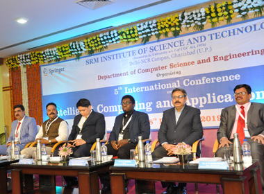 International Conference on Intelligent Computing and Applications (ICICA-19)