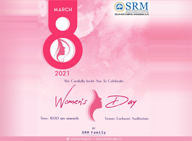Women's Day was celebrated with zeal