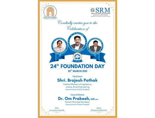 24th Foundation Day Celebration